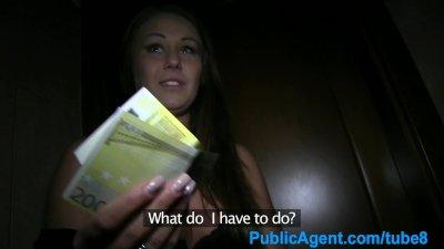 PublicAgent Sex in the toilet