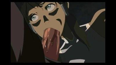 Avatar Hentai - Porn Legend of Korra