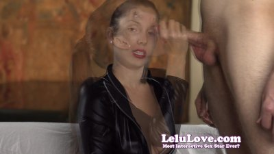 Lelu Love-Catsuit Gloves BJ Countdown JOE