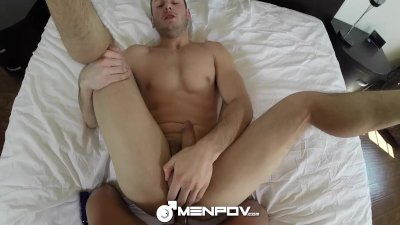 HD MenPOV - Hot guys suck cock and fuck in POV
