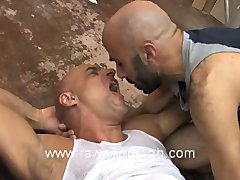Insatiable Piss Guzzlin  Pig Gets Fucked