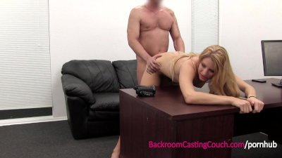 Smart Blonde, Dumb Choices - Painal and Ambush Creampie