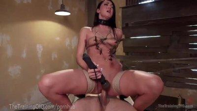 Sabrina Banks BDSM Slave Training