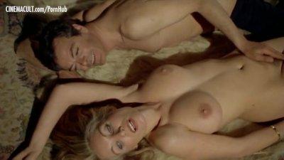 Busty italian actress Patrizia Webley nude scenes from Malabimba