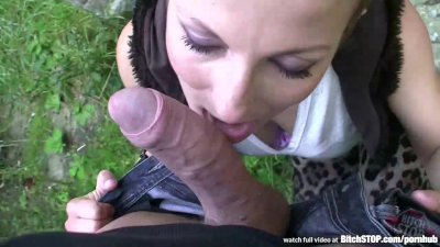 Bitch STOP - Amazing fucking with very horny Czech bitch