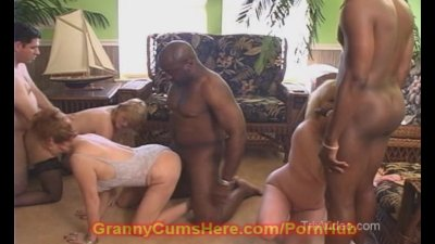 3 NASTY WHORING Grannies HOME VIDEO