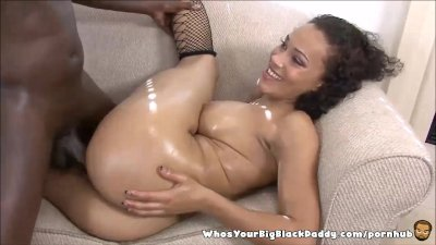 Creampie Inside Tight Shaved Black Pussy Of Cassidy Clay