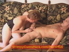 Impregnating a very old GRANNY