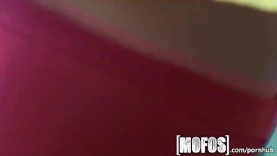 Mofos - Hot Latina in sexy spandex
