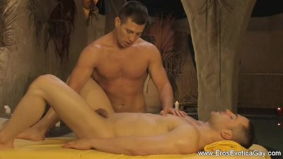 Anal Massage For His Body