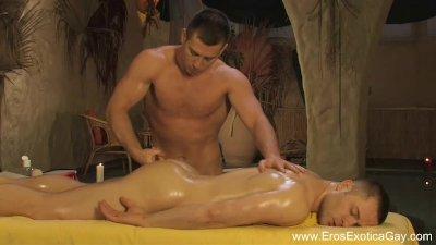 Intimate Erotic Anal Massage Part 2