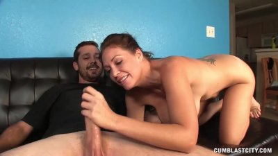 Big Titted Lady Wants That Semen