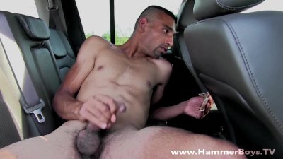 Gypsy huge dick - Roman Juta from Hammerboys TV