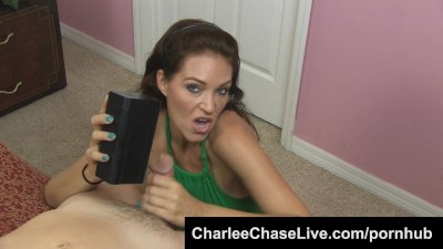 Charles Chase lets you fuck her MILF in a BOX Pussy!