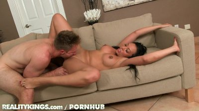 Reality Kings - Naughty yoga with Rio