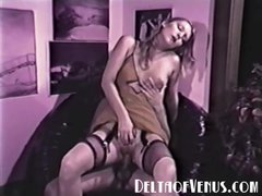 Vintage Creampie  Dildo  Fucking  Etc   1970s XXX