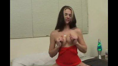 Small Tits Babe Gets A Big Cock Fucking