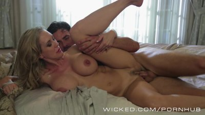 Brandi Love gets woken up by big dick
