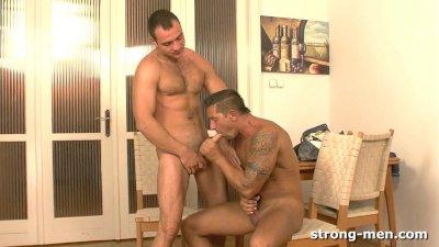 Steve Hunt & Claudio Antonelli Hardcore Sex