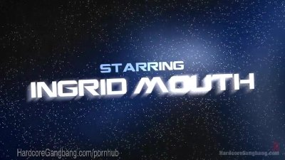 Star Trek: The Next Penetration Gangbang