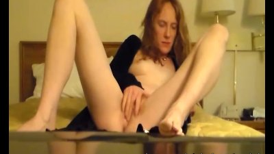Fuck Me Hard In My Hairy Red Pussy