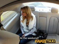 FakeTaxi Young Euro girl penetrated b...