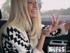 Mofos - Skinny teen Mila loves big dick