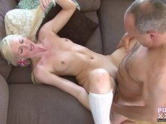 PureXXXFilms Babysitter Fucks On The Job