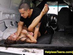 HelplessTeens Michelle Martinez public sex