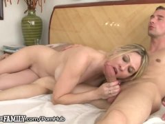 Mom Caught getting Anal from Son in Law