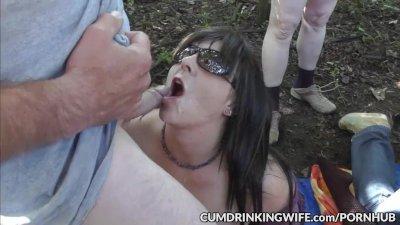 Marion the cum slut wife