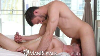 ManRoyale - Jason Maddox Fucks Massage Client