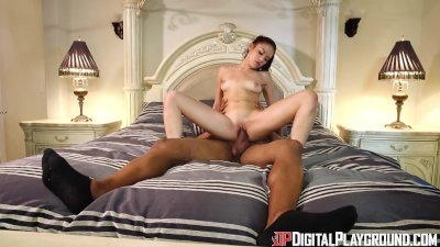 Digital Playground- Asian Wife Fucks Huge Black Dick