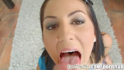 Ass Traffic Huge ass gape for