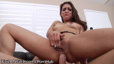 Sara Luvv Spectacular Anal with Dirty Daddy