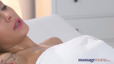 Massage Rooms Young big tits R