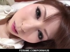 Dashing scenes of high rated Asian porn with Yuu Sakura