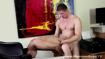 Jack Hall and Keith Rush from Hammerboys TV
