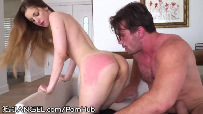 Stella Cox Buttfucked While He