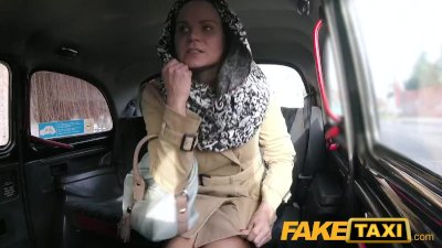 Blowjob Camera Car video: FakeTaxi Sex mad Czech lady wants cock