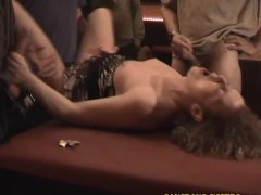 Wife gets gangbanged by over 30 guys