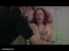Wasteland Bondage Sex Movie  Leila and Her TrunkPt  2