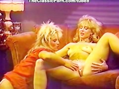 Nasty lesbians eating pussy juices