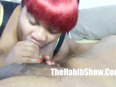 The Biggest titties in Chicago takes on a Monster BBC
