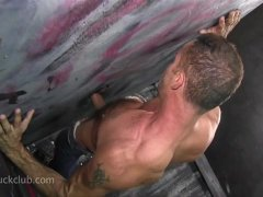 Lito Cruz and Nick Andrew Glory Holes