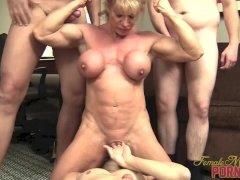 Wild Kat   Muscle Fan Club 3 of 3