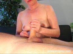 Happy Ending Cock Massage