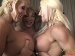 Wild Women Threesome  Ashlee Chambers  Wild Kat  Amazon Alura 1 of 3