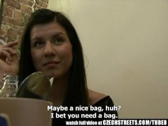 Czech Streets   Young Teen Girl Gets it Hard in Hotel Room