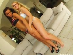 Sperm Swap Banging sperm swapping babes